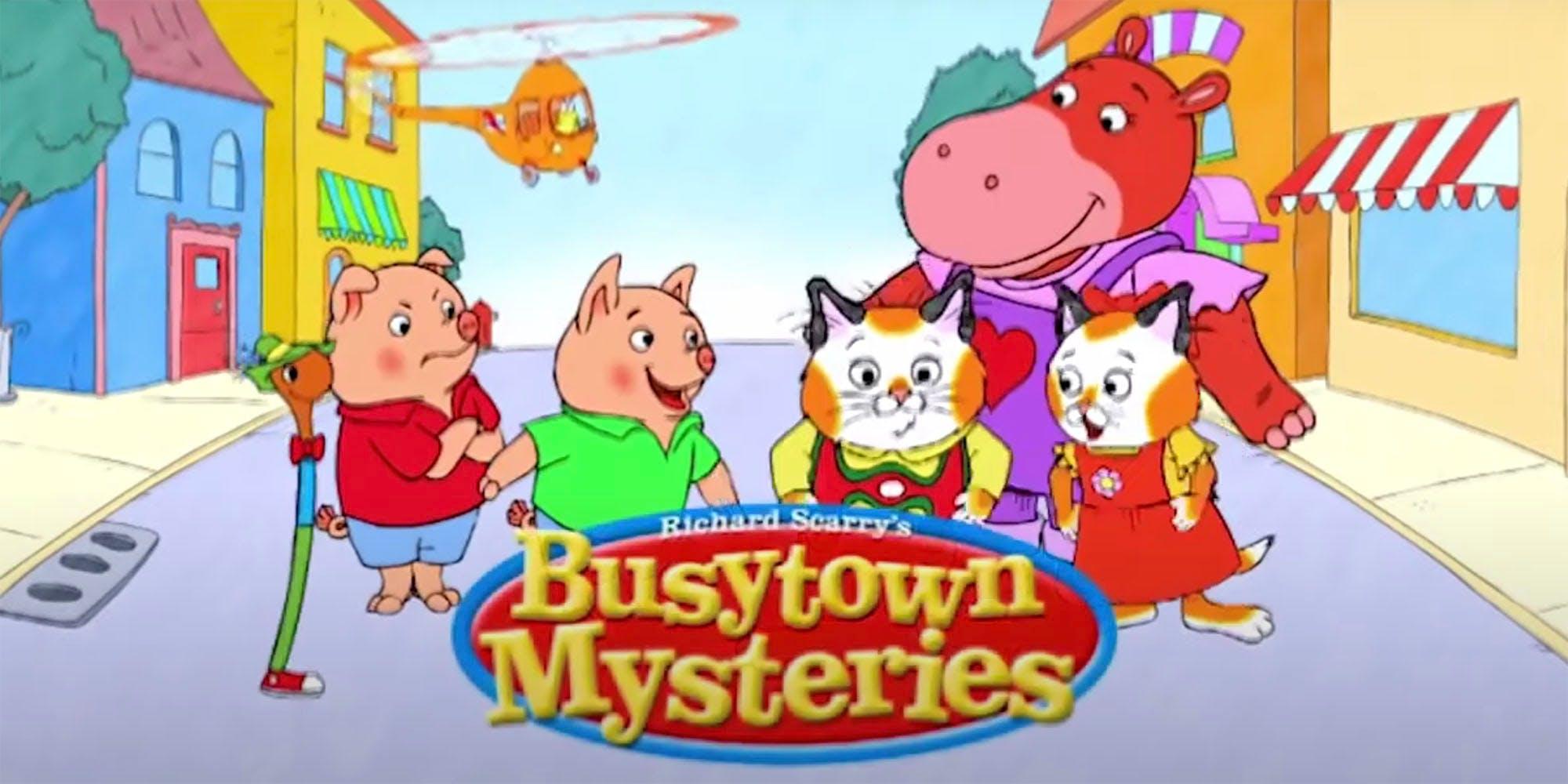 Busytown Mysterier