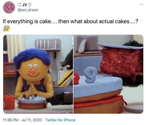 cake memes