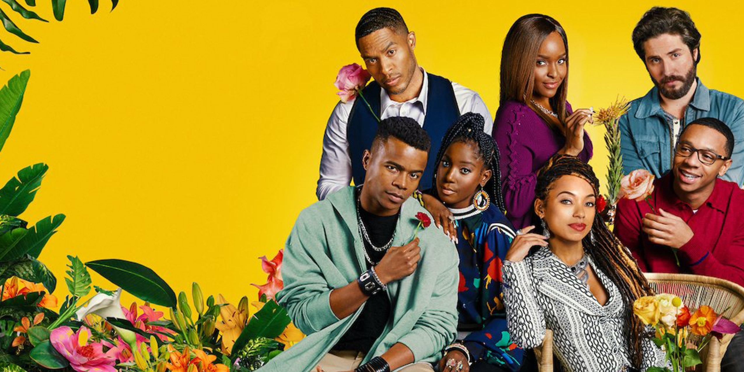 dear white people Netflix original series
