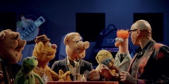 disney plus muppets now review