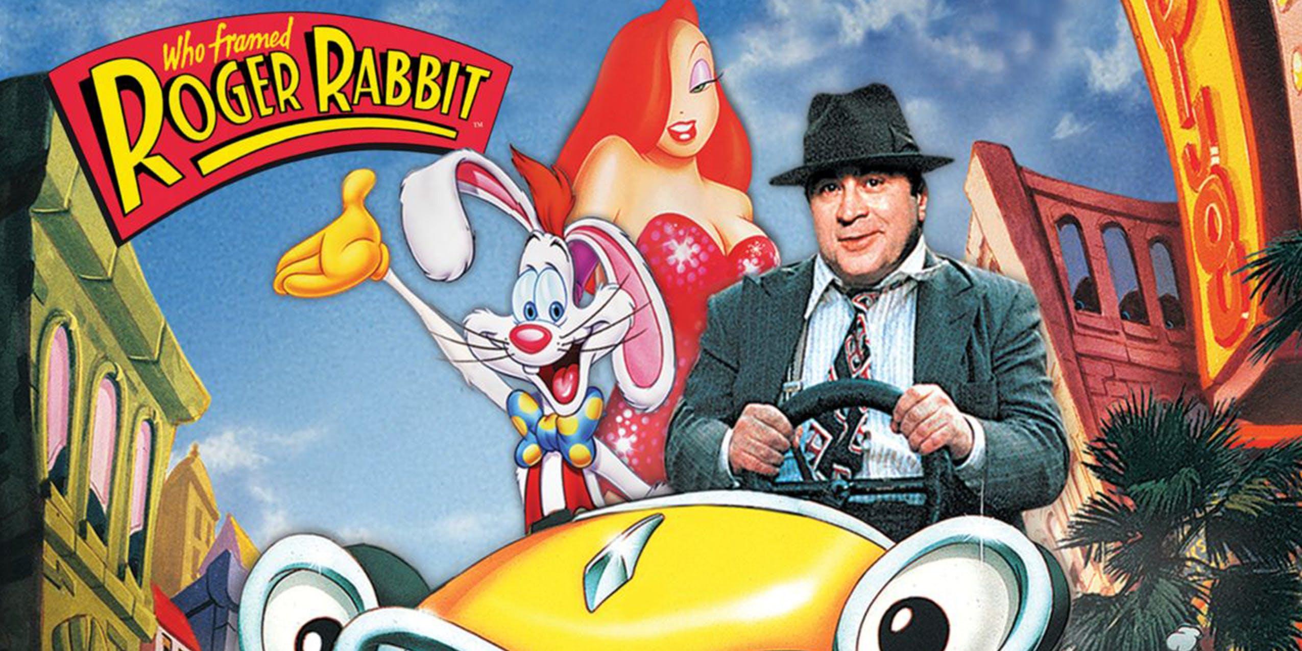 disney plys best movies Roger rabbit