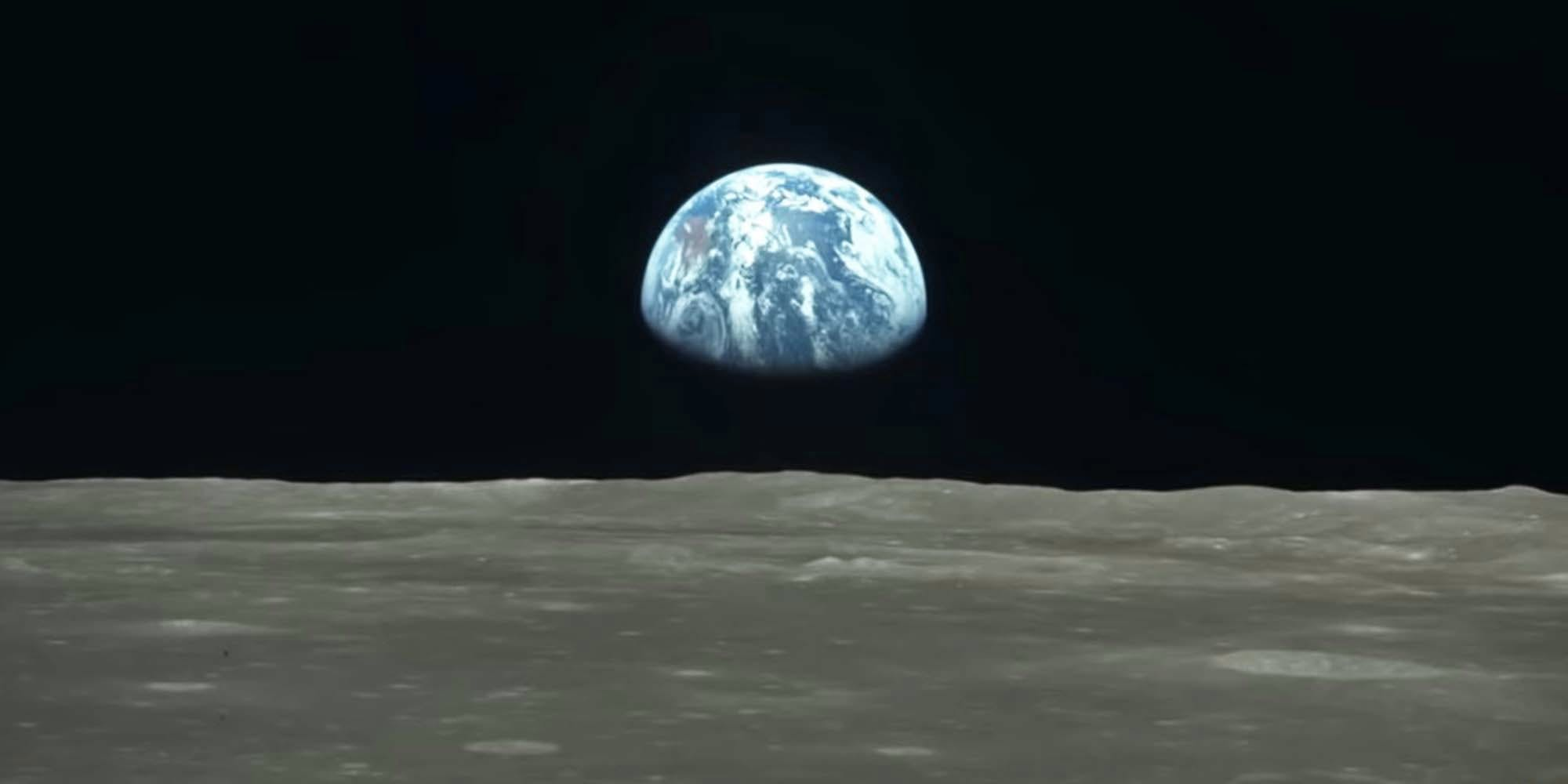 earth mission to the moon