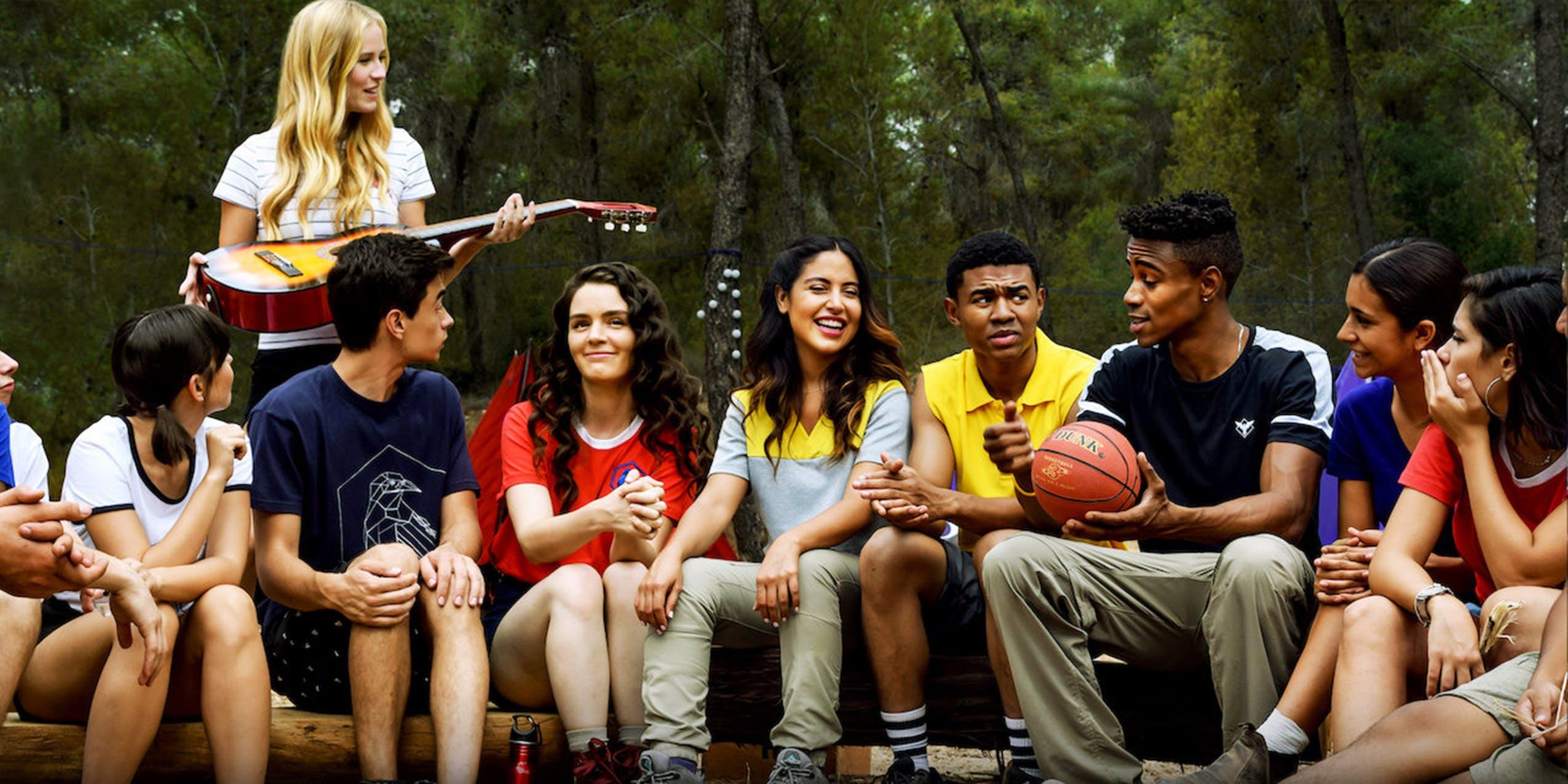 greenhouse academy Netflix original series
