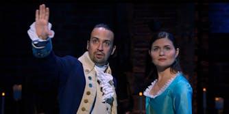 Hamilton play