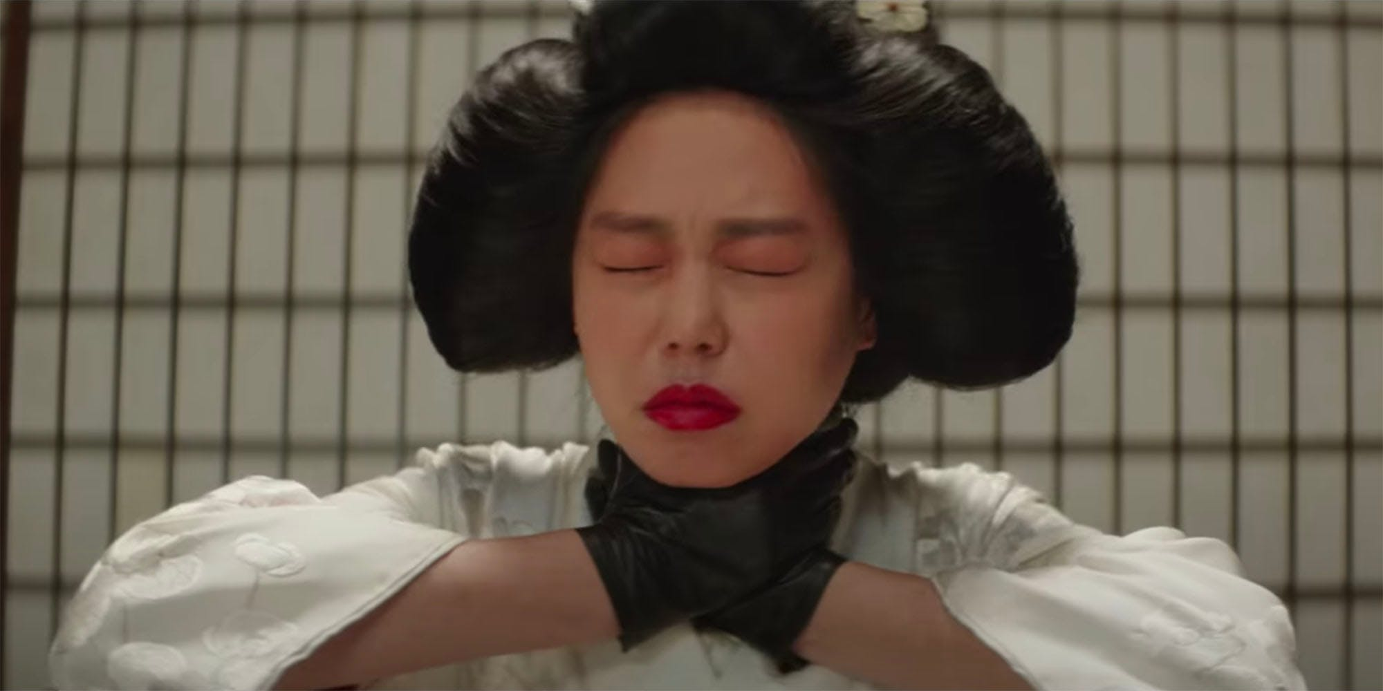 The Handmaiden trailer
