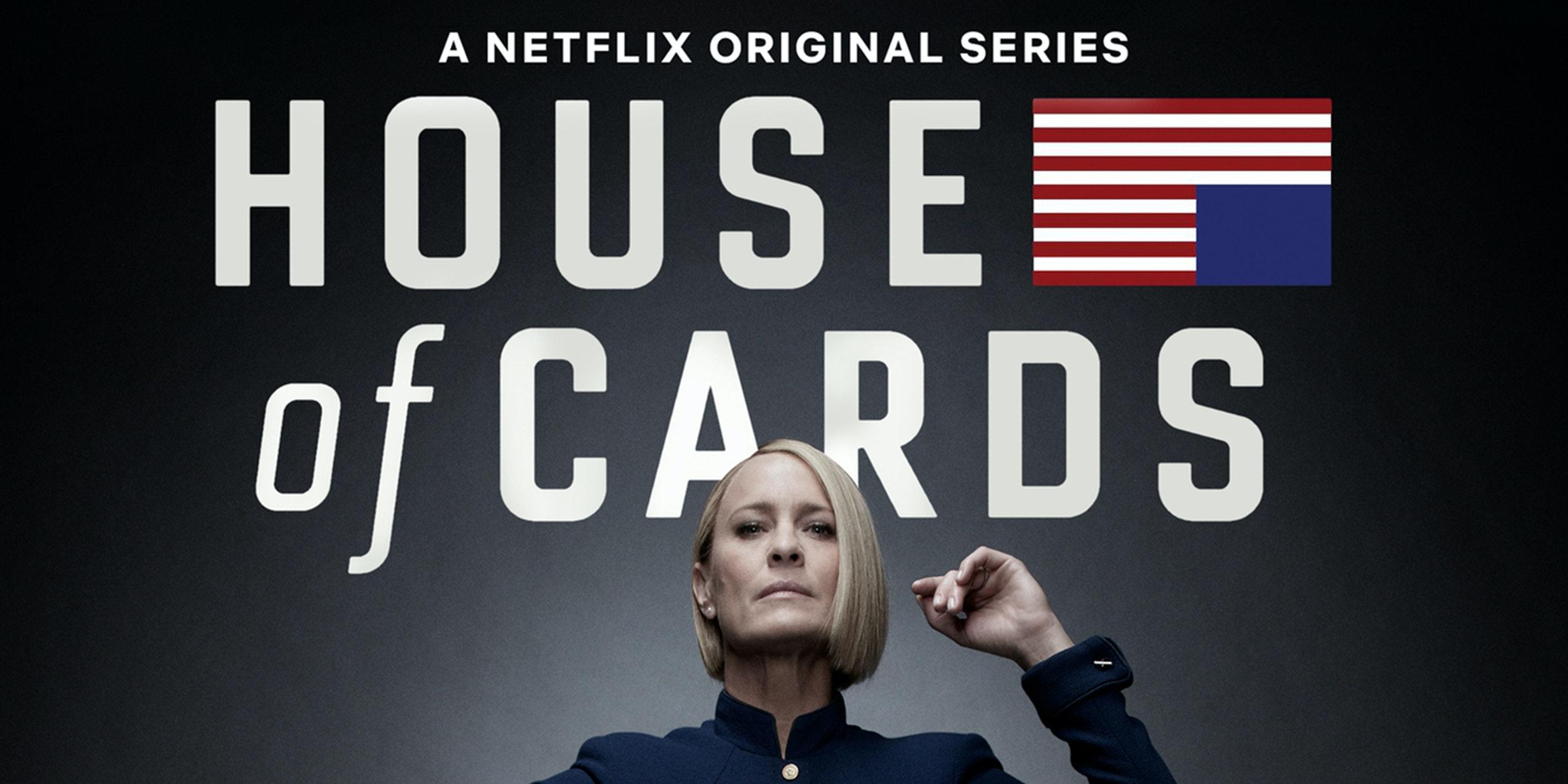 house of cards Netflix original series