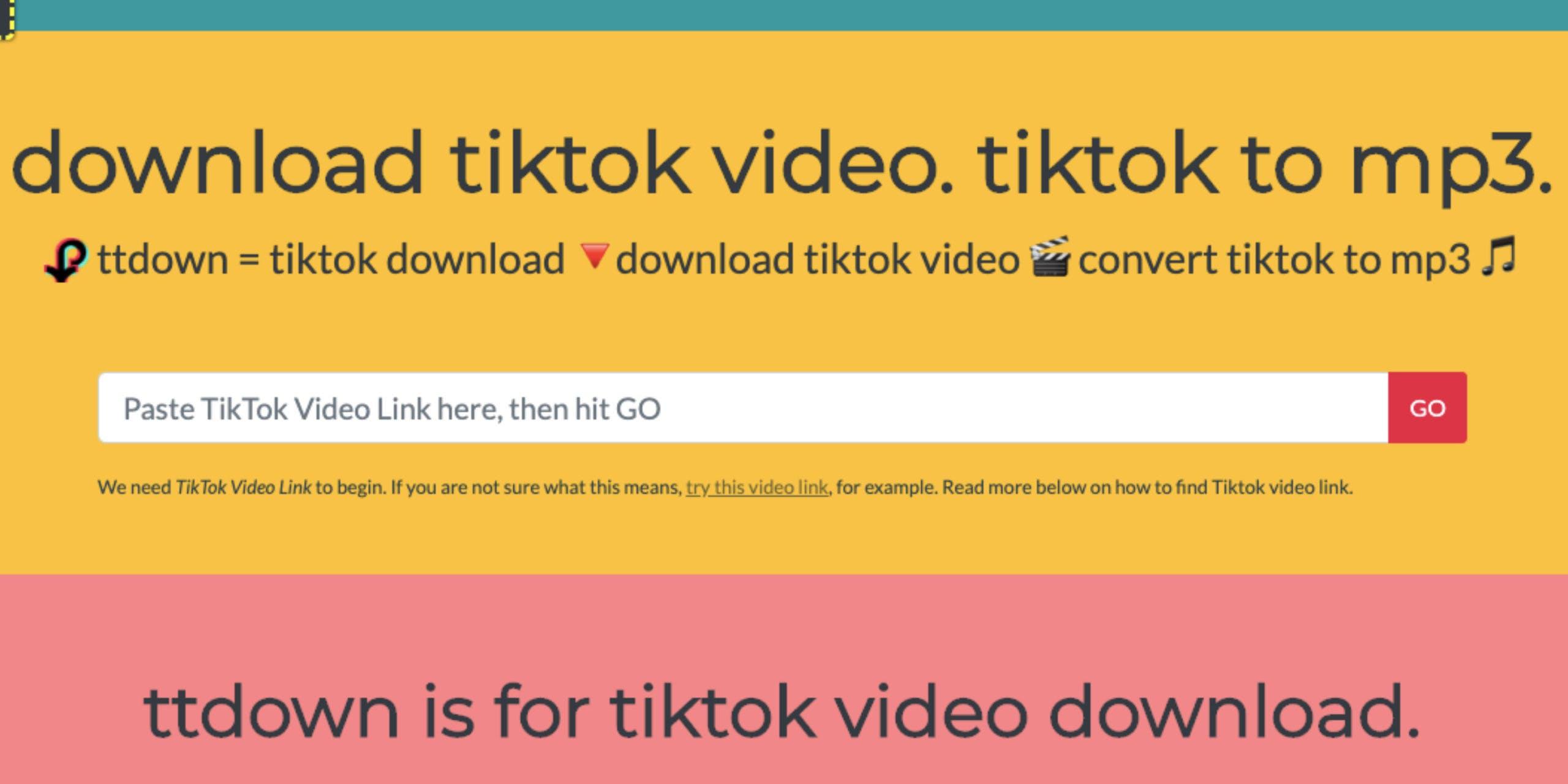 how to download tiktok mp3