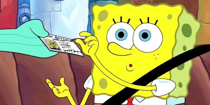 jeffrey epstein spongebob conspiracy theory