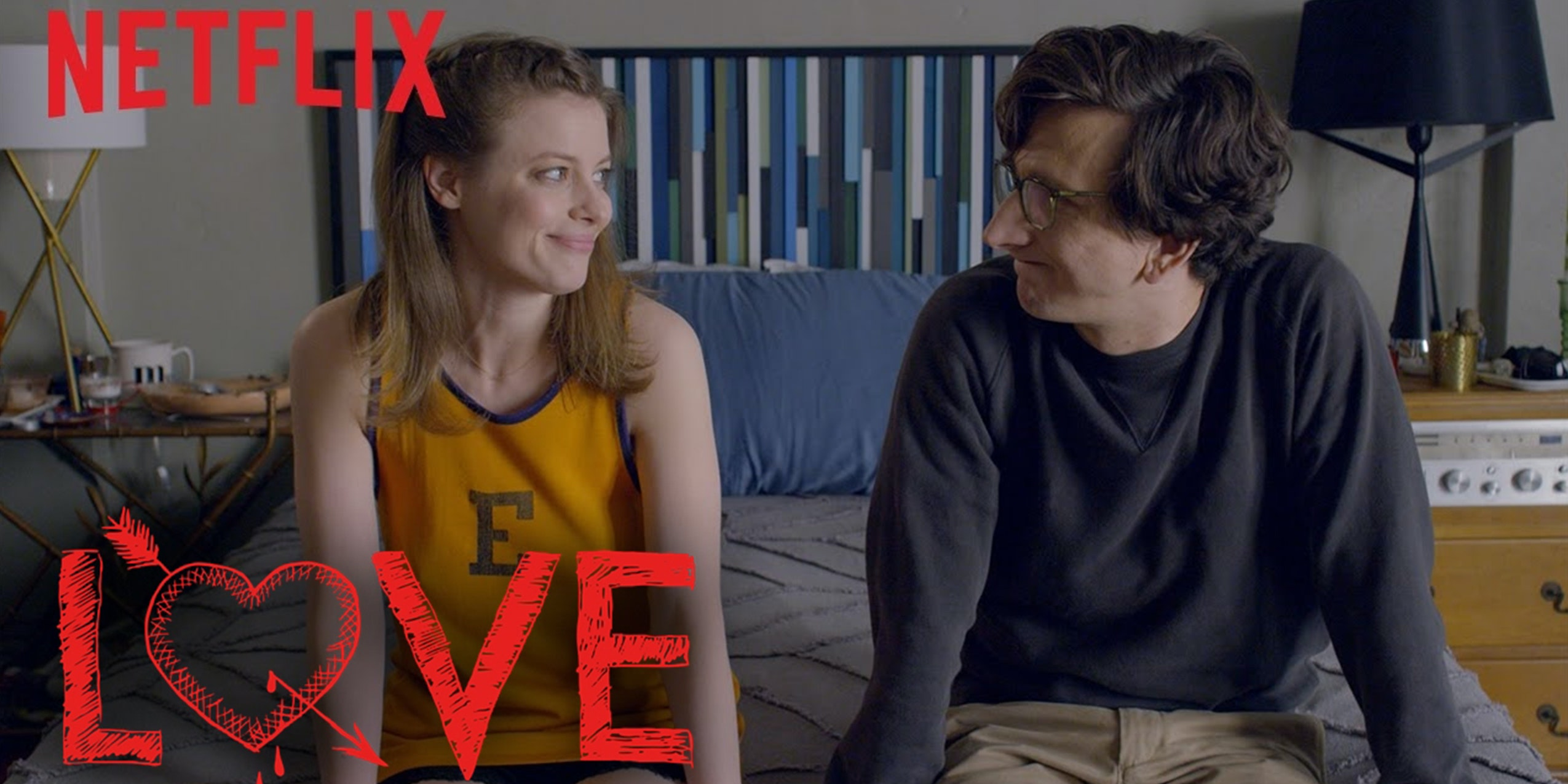 love Netflix original series