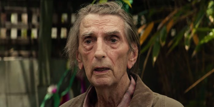 Lucky (2017) with Harry Dean Stanton