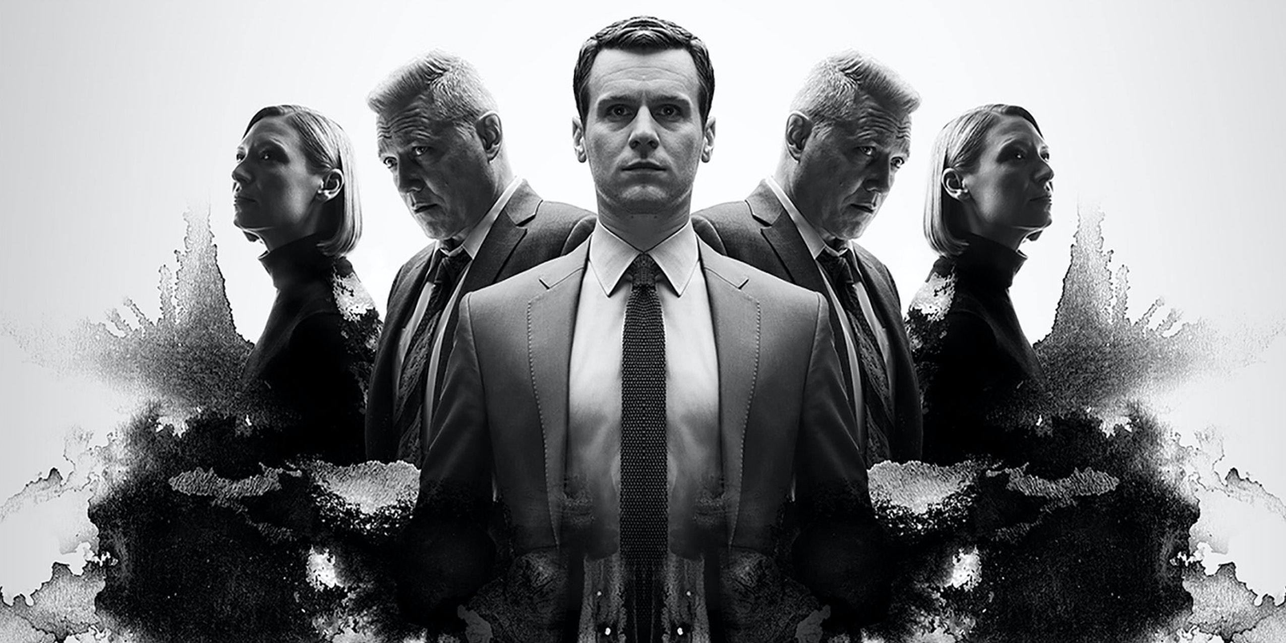 Mindhunter Netflix original series