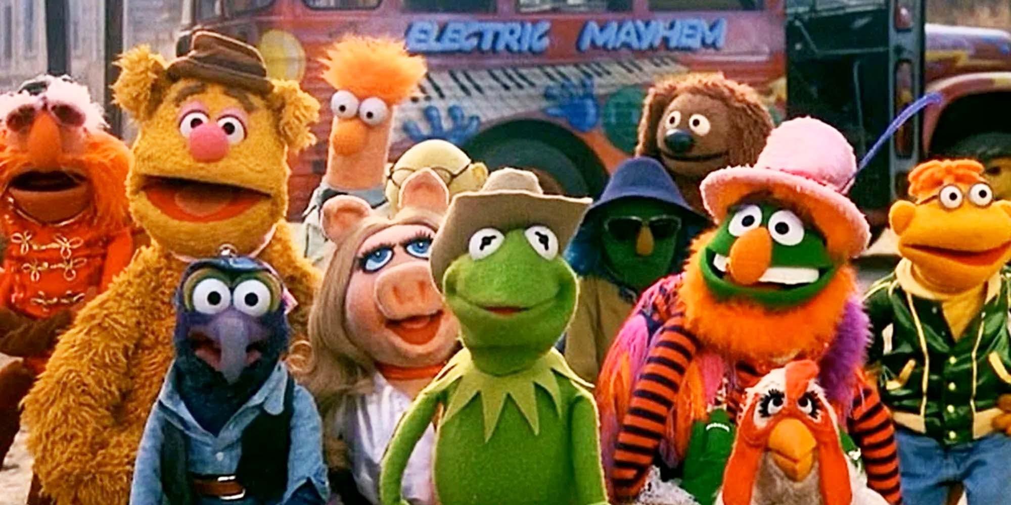 disney plus muppet movie