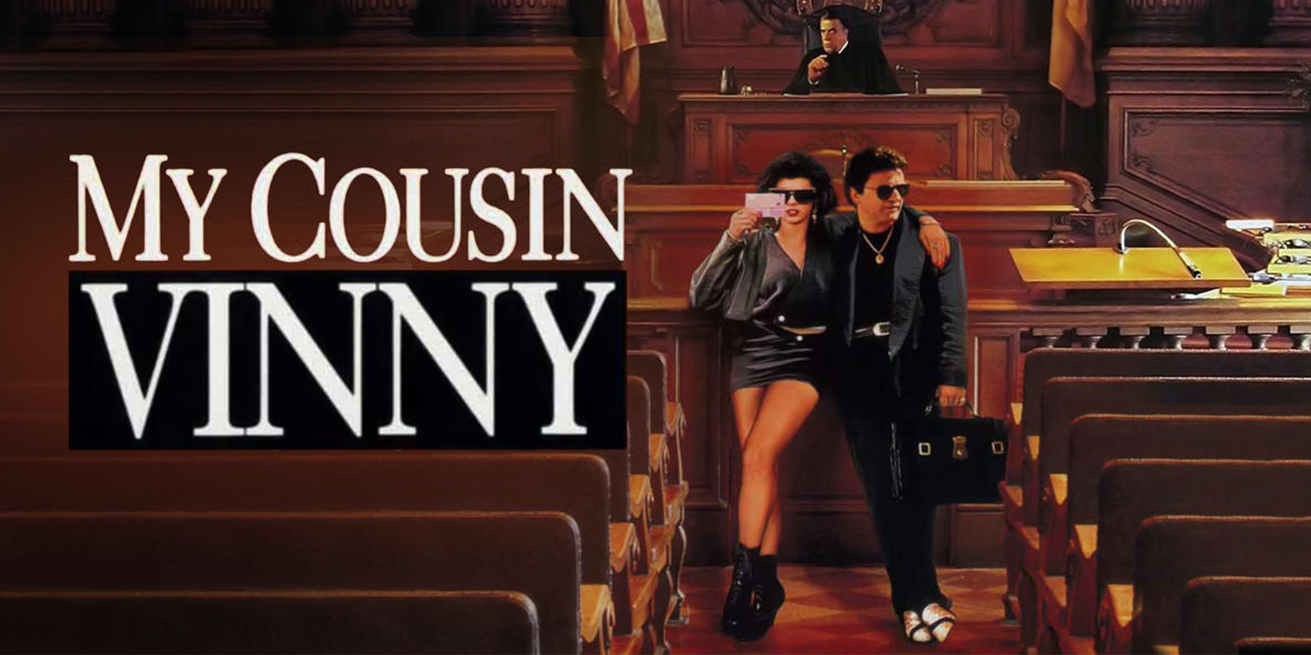 my Cousin Vinny hulu classic movies