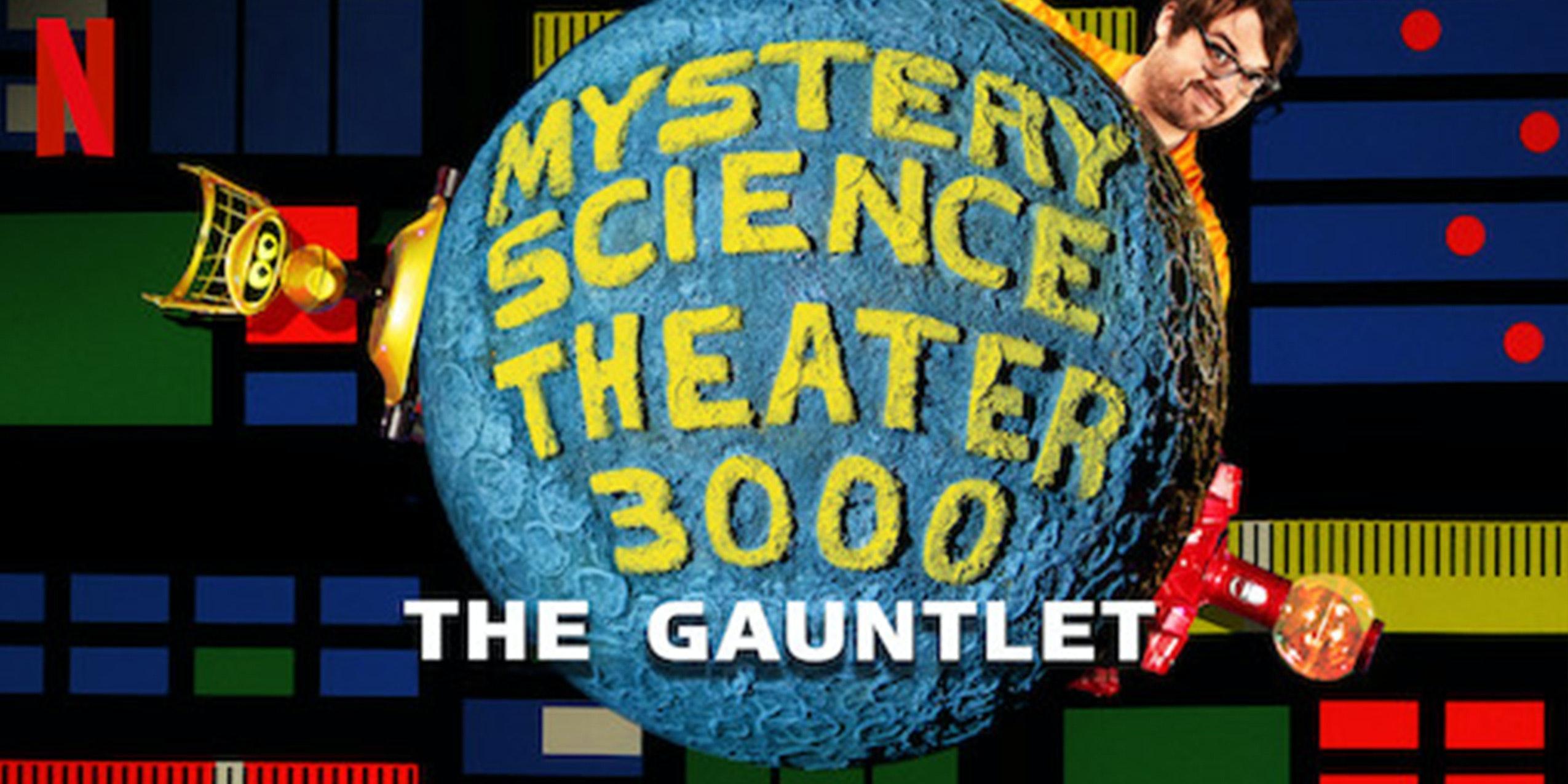 master science theater 3000 Netflix original series