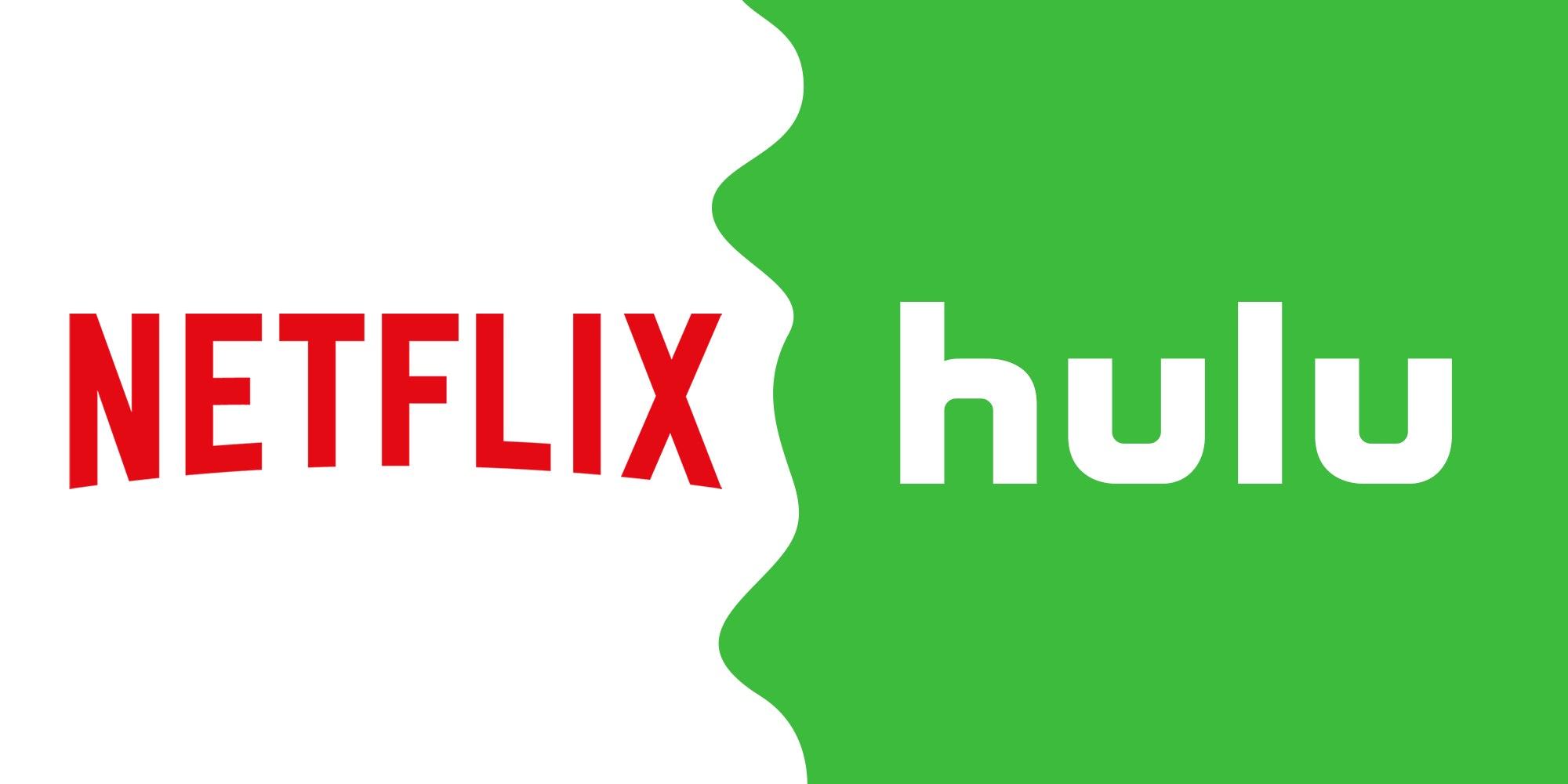netflix vs hulu