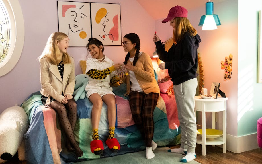 netflix baby-sitters club review
