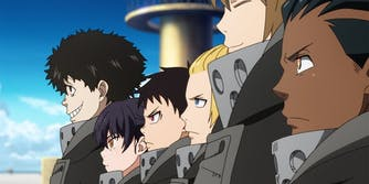 new anime series 2020 fire force