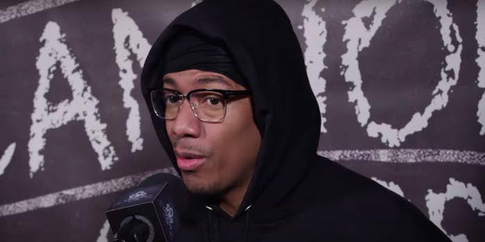 Nick Cannon fired anti-Semitism