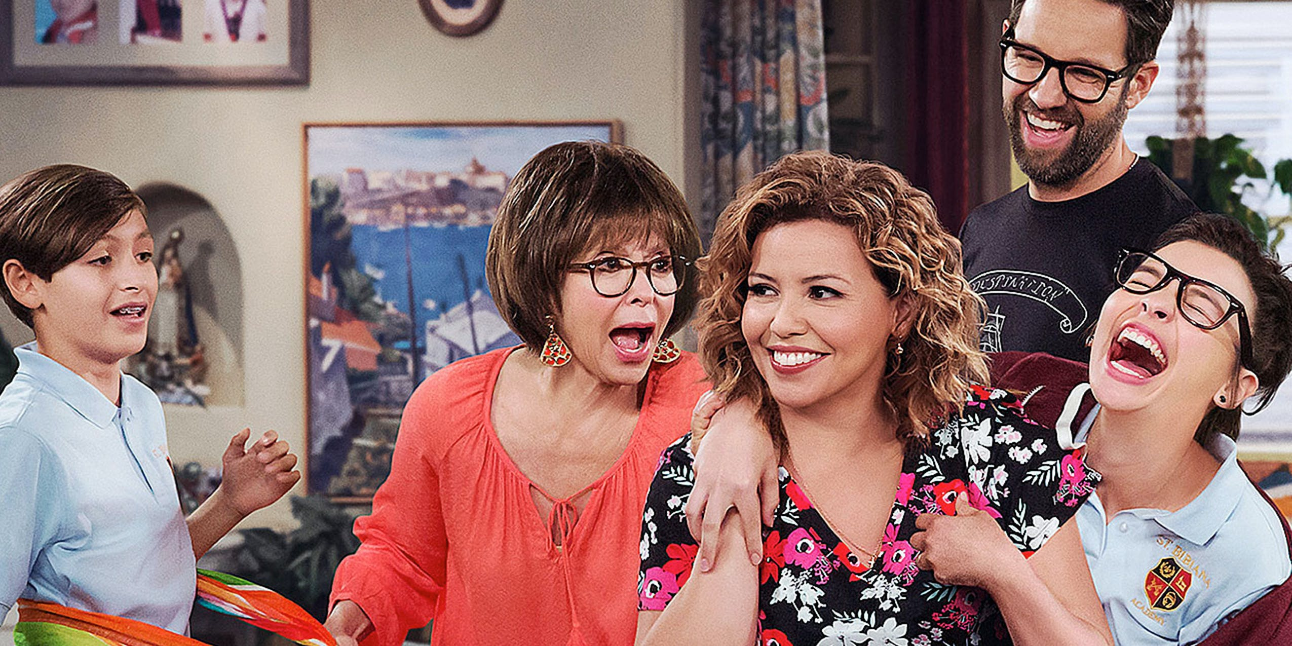 one day at a time Netflix original series