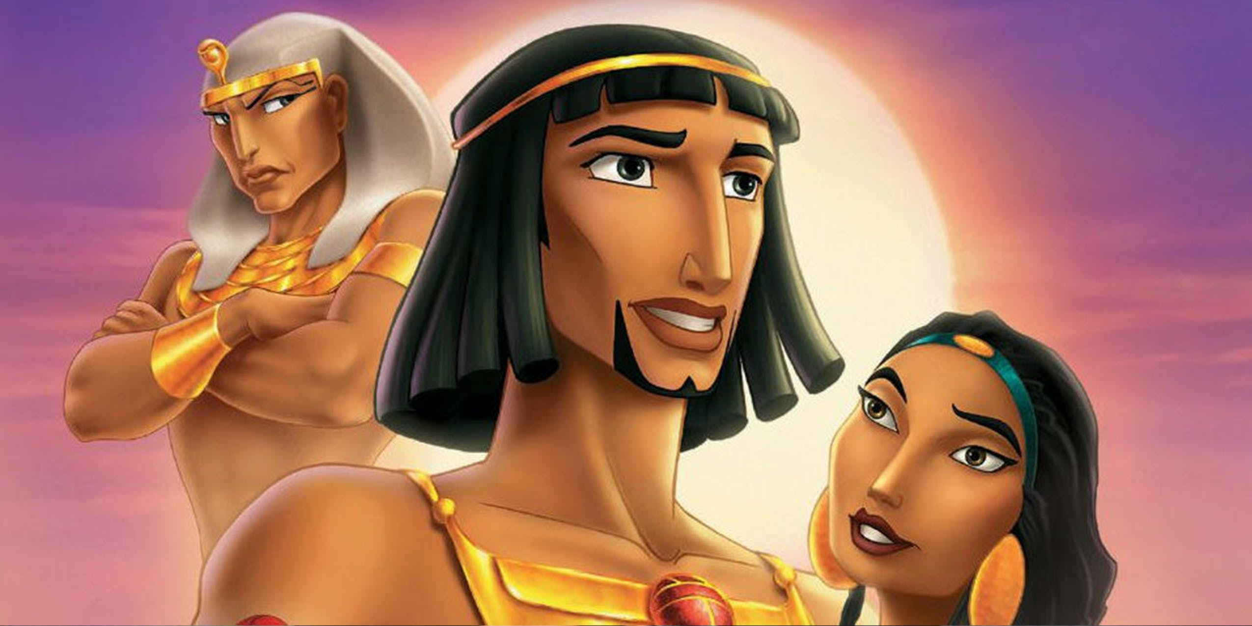 prince of Egypt hulu classic movies