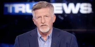 Conspiracy theorist Rick Wiles