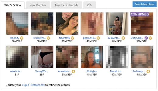 sex hookup sites