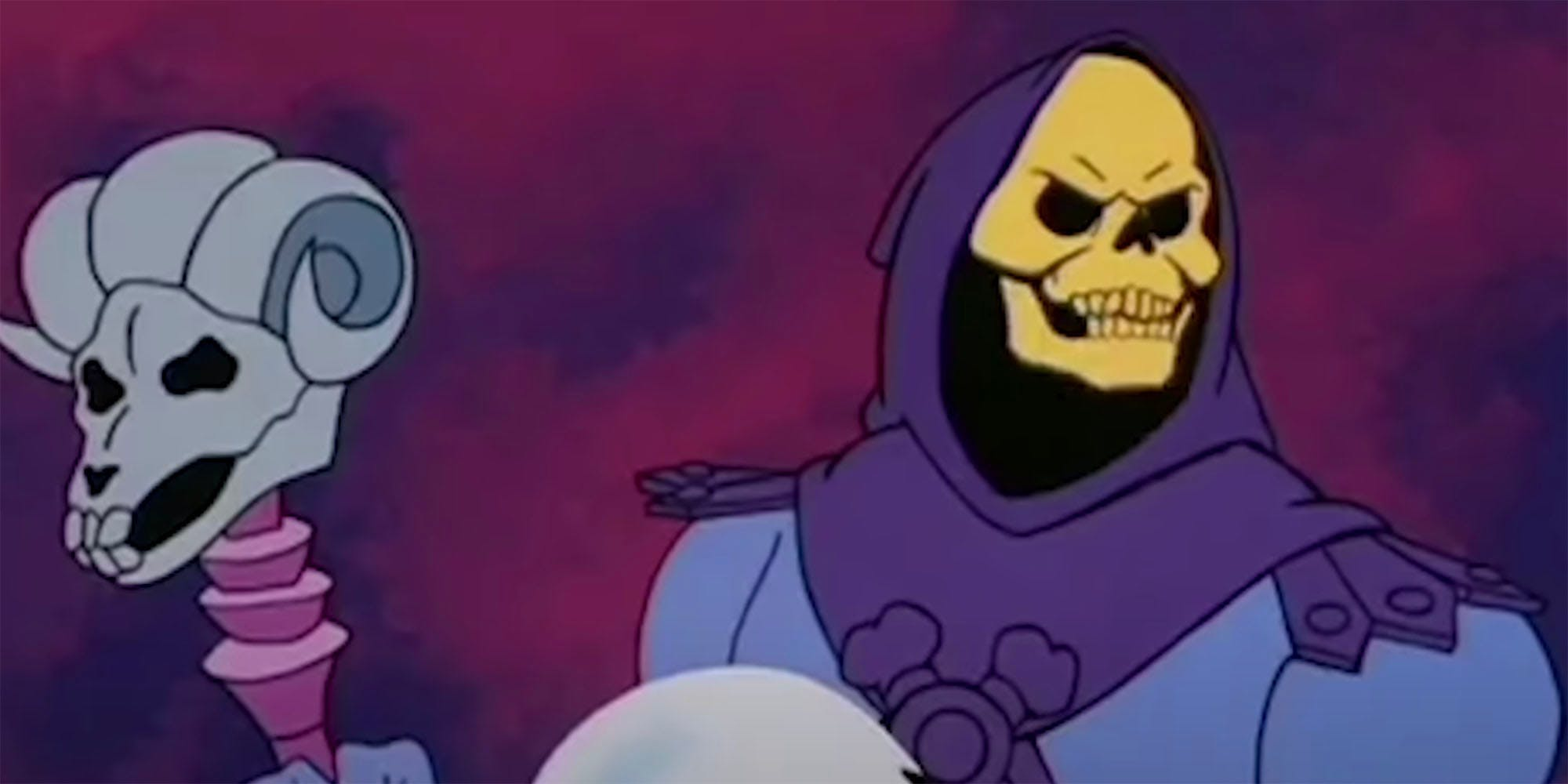 Skeletor from He-Man and Masters of the Universe