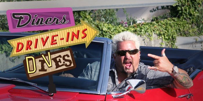 stream diners drive-ins and dives