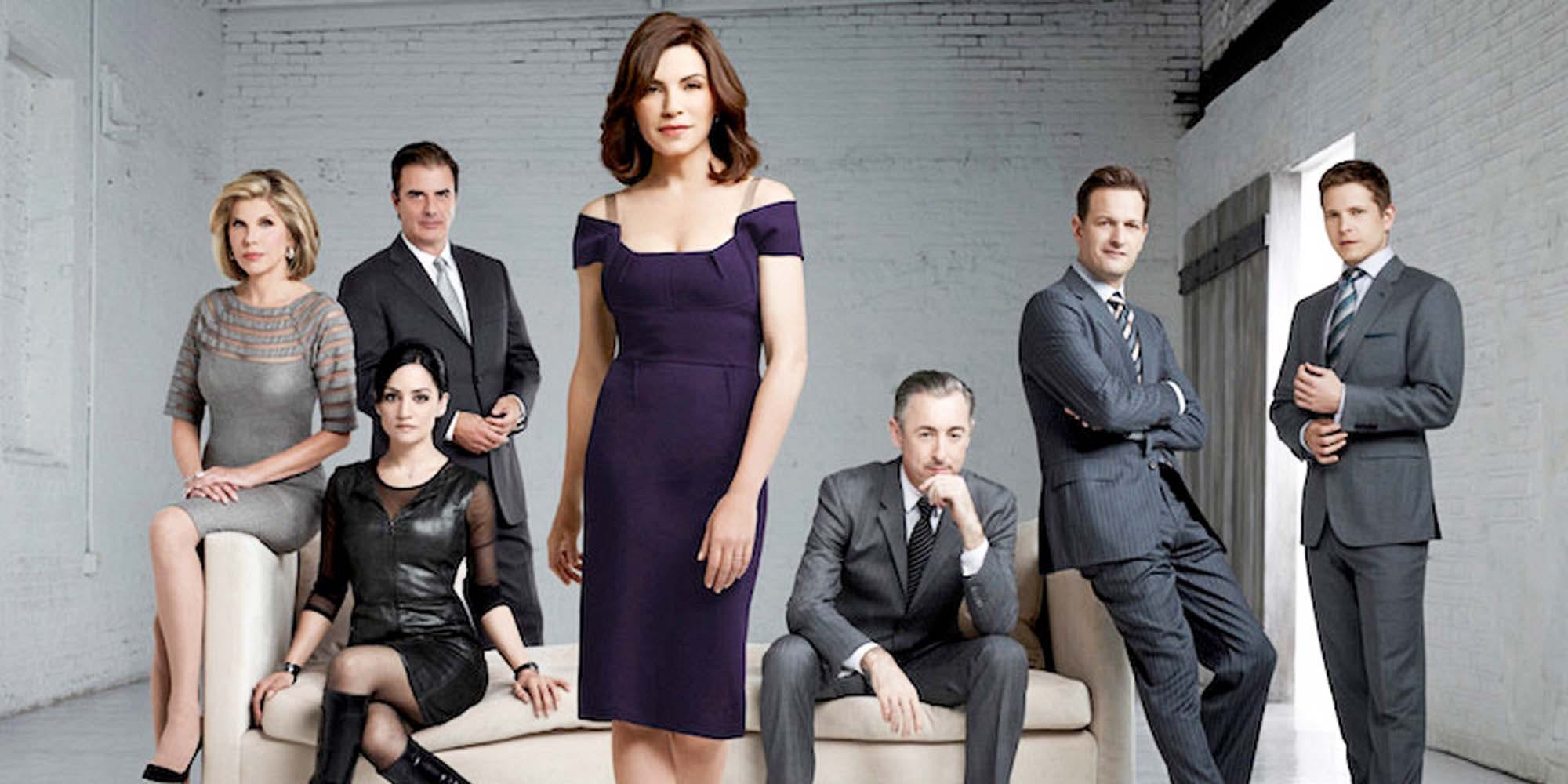 the good wife cbs all access