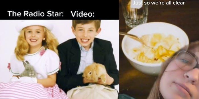 video killed the radio star tiktok