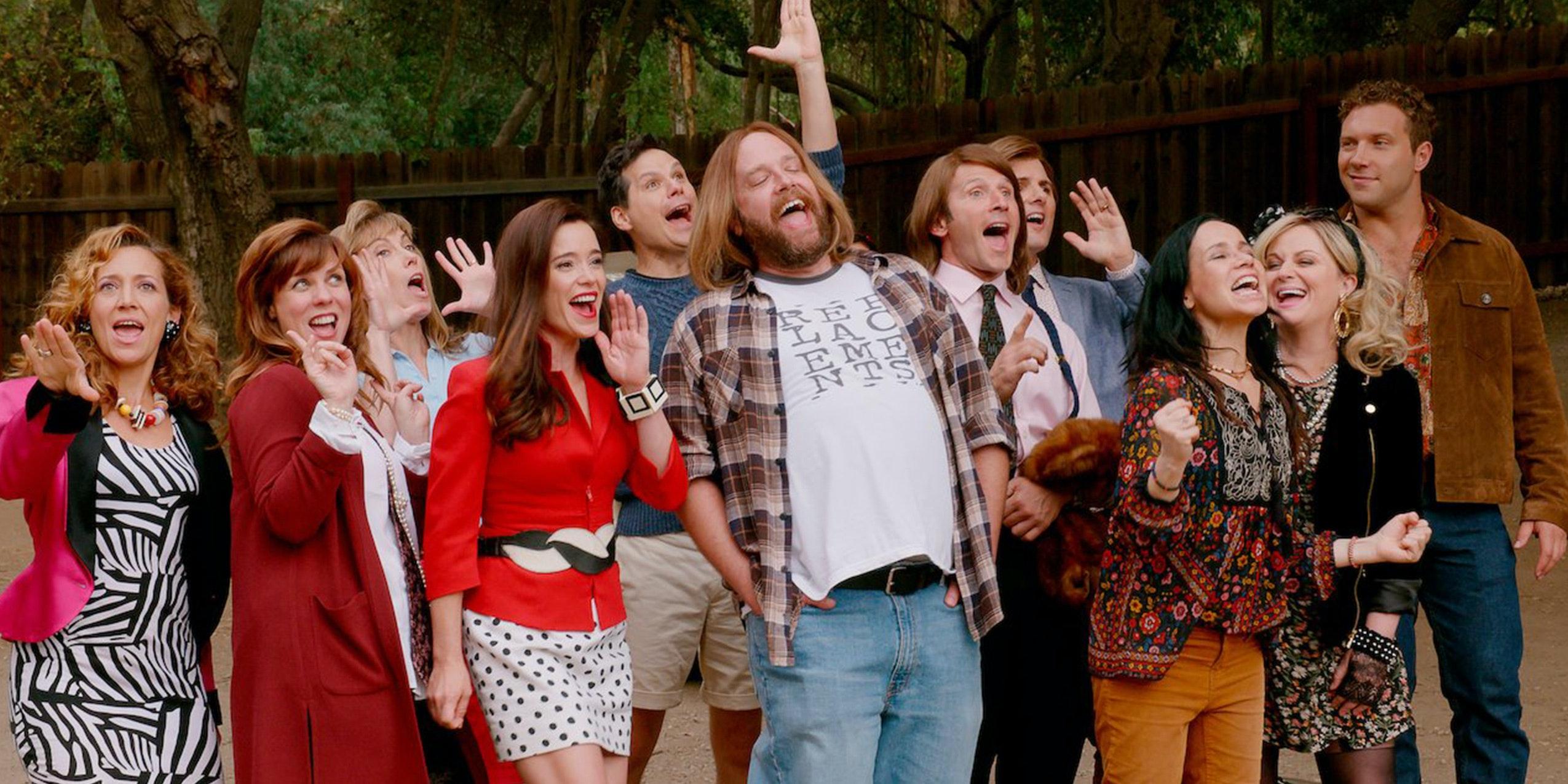 wet hot american summer ten years later Netflix original series