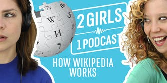 2 Girls 1 Podcast WIKIPEDIA