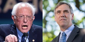 Bernie Sanders Jeff Merkley Facial Recognition Bill Congress