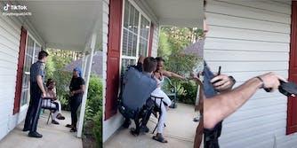 Georgia officer tases Black woman