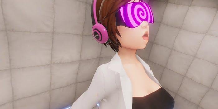 Hypnolab VR Adult Games