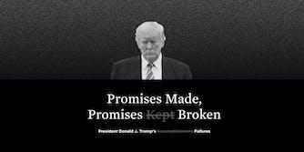 Joe Biden KeepAmericaGreat website Trump