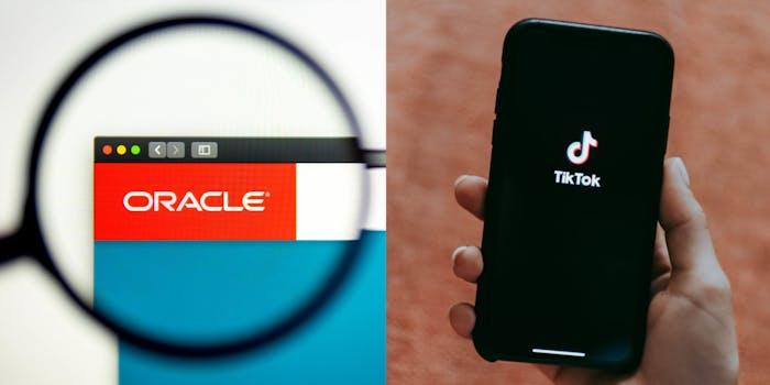 Oracle TikTok