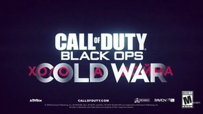 Call of Duty Black Ops Cold War teaser