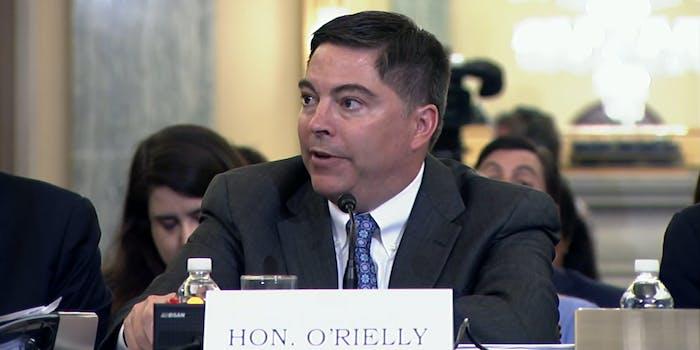 Trump Michael O'Reilly Withdraw Nomination FCC Social Media Executive Order
