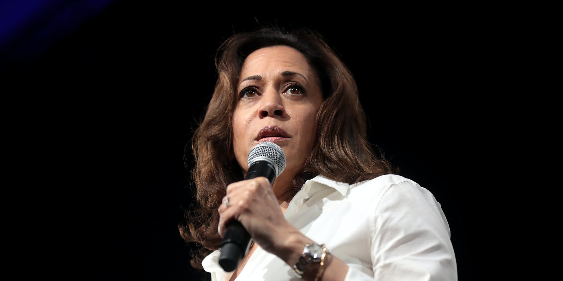 Where does Kamala Harris stand on tech issues?