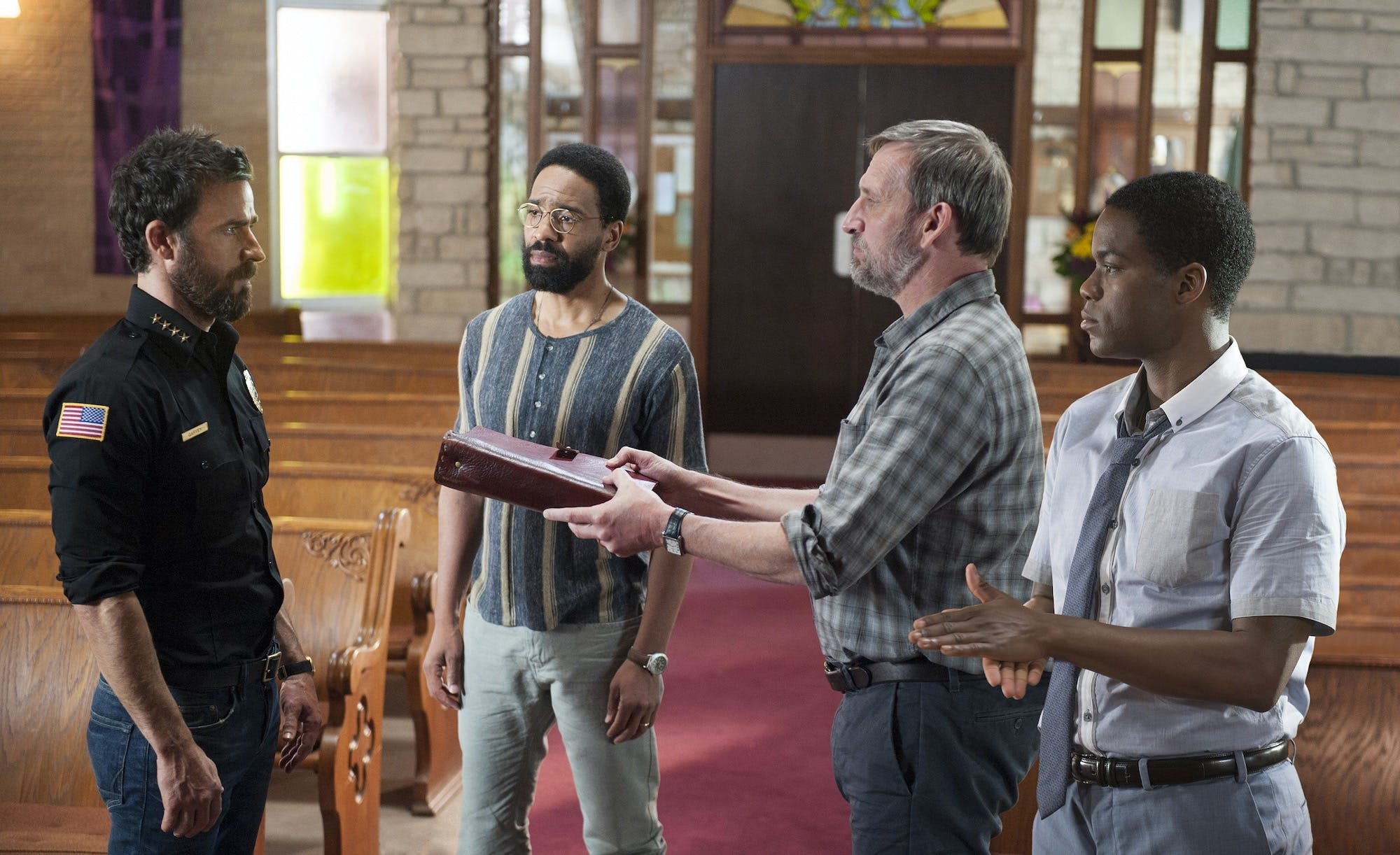 the leftovers the book of kevin