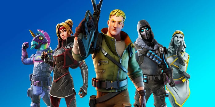 fortnite tencent