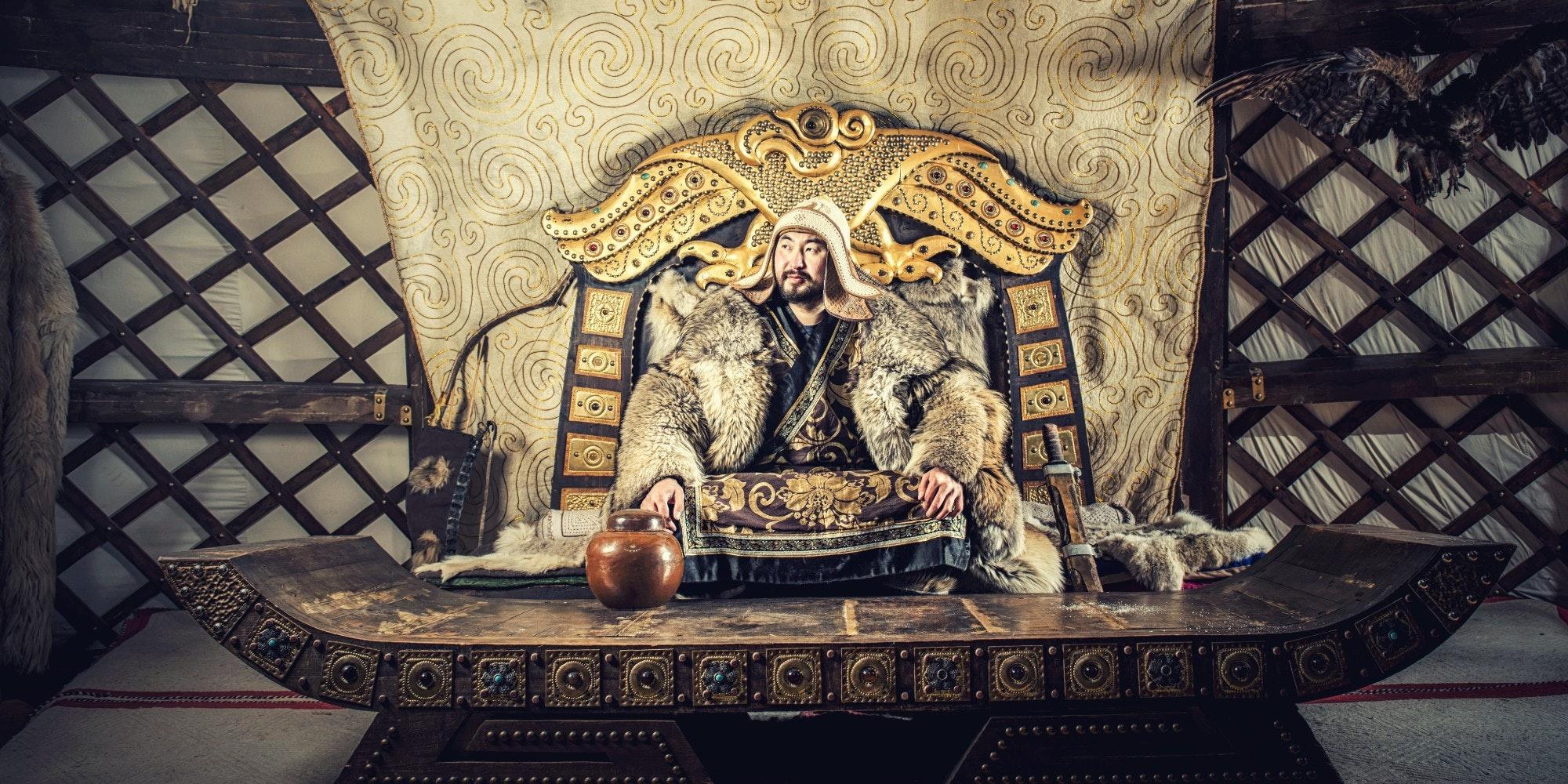 genghis khan canceled