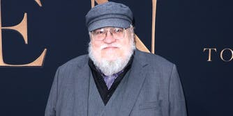 george rr martin hugo awards