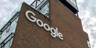 Google headquarters in Ireland