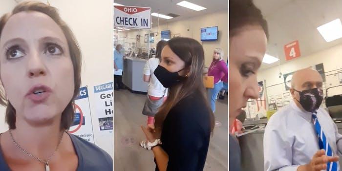 Karen Ohio DMV