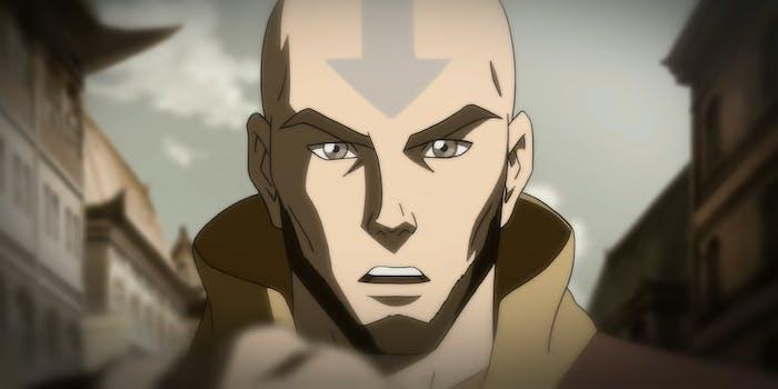 legend of korra avatar nostalgia