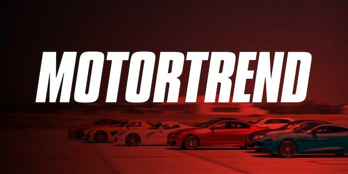 motor trend live stream