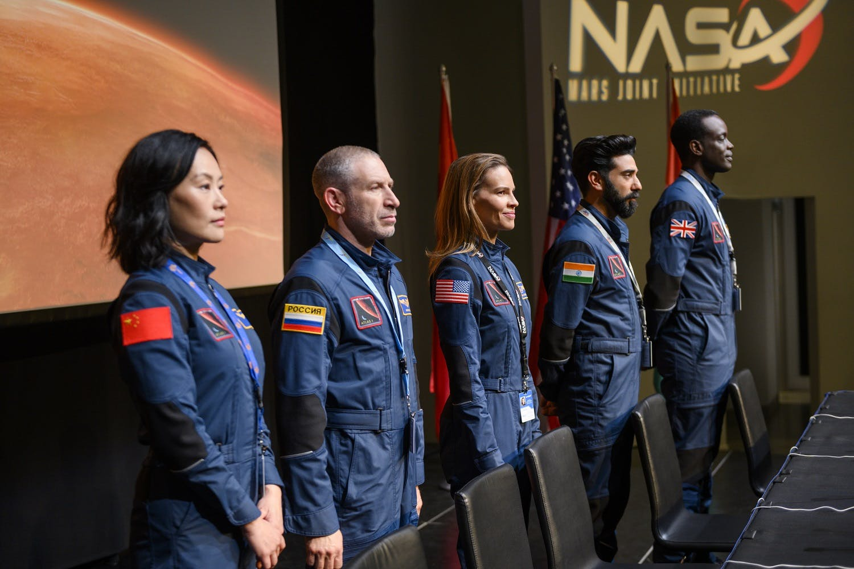 netflix away astronauts