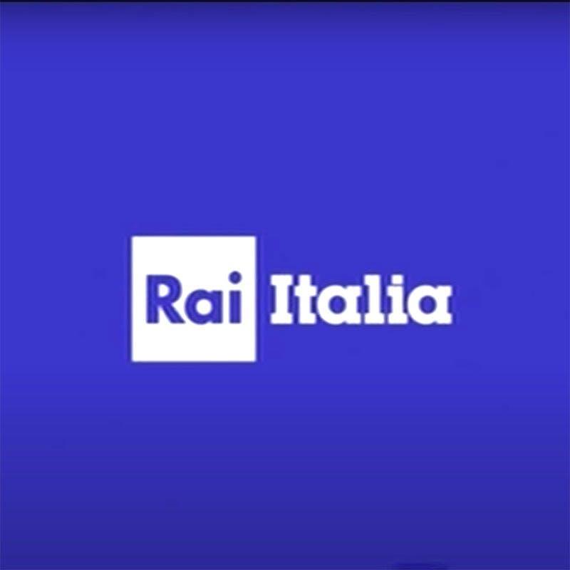 Rai Italia square logo